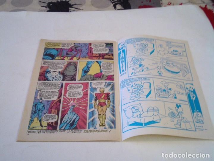 Cómics: LA MASA - VERTICE - VOLUMEN 3 - NUMERO 37 - MUY BUEN ESTDO - GORBAUD- CJ 136 - Foto 4 - 266231318