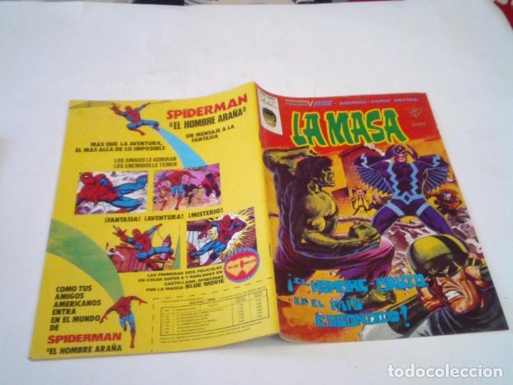 Cómics: LA MASA - VERTICE - VOLUMEN 3 - NUMERO 37 - MUY BUEN ESTDO - GORBAUD- CJ 136 - Foto 5 - 266231318
