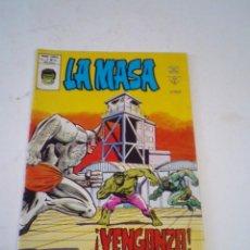 Cómics: LA MASA - VERTICE - VOLUMEN 3 - NUMERO 35 - MUY BUEN ESTDO - GORBAUD - CJ 136. Lote 266231428