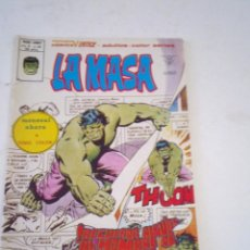 Cómics: LA MASA - VERTICE - VOLUMEN 3 - NUMERO 36 - MUY BUEN ESTDO - GORBAUD - CJ 136. Lote 266231558