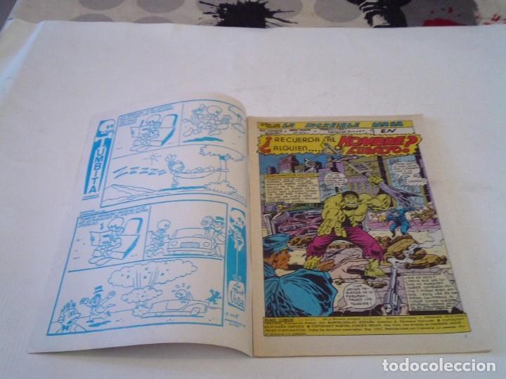 Cómics: LA MASA - VERTICE - VOLUMEN 3 - NUMERO 36 - MUY BUEN ESTDO - GORBAUD - CJ 136 - Foto 2 - 266231558