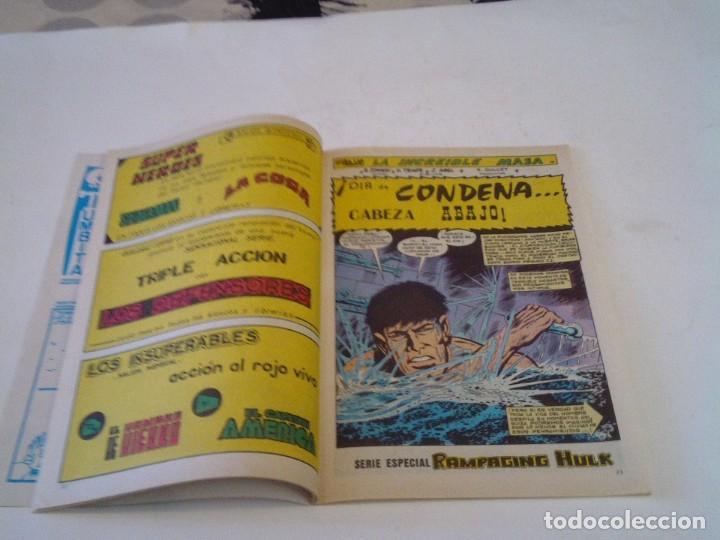 Cómics: LA MASA - VERTICE - VOLUMEN 3 - NUMERO 36 - MUY BUEN ESTDO - GORBAUD - CJ 136 - Foto 3 - 266231558