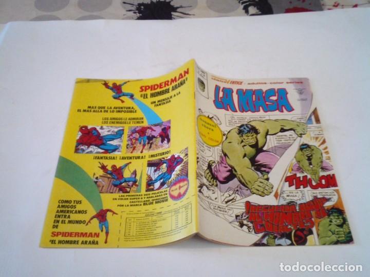 Cómics: LA MASA - VERTICE - VOLUMEN 3 - NUMERO 36 - MUY BUEN ESTDO - GORBAUD - CJ 136 - Foto 5 - 266231558