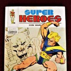 Cómics: SUPER HEROES CON WARLOCK VOLUMEN 1 Nº 1 EL DÍA DEL PROFETA 1972 EXCELENTE VER DESCRIPCIÓN. Lote 266401488