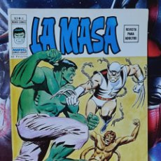 Cómics: MUY NUEVO LA MASA 4 VOL II HULK MUNDI COMICS EDICIONES VERTICE. Lote 266551288