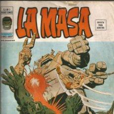 Cómics: LA MASA V3. VÉRTICE 1975. Nº 5 UMBU, EL NO VIVO. Lote 266577338