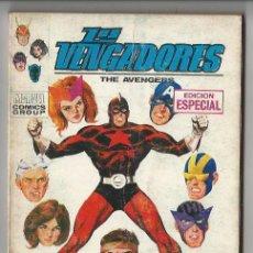 Comics : VÉRTICE. LOS VENGADORES VOL1. 19.. Lote 266687033