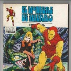Cómics: VÉRTICE. EL HOMBRE DE HIERRO VOL1. 26.. Lote 266687423