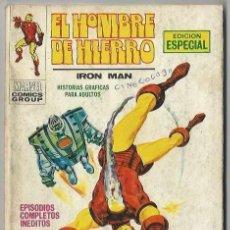 Cómics: VÉRTICE. EL HOMBRE DE HIERRO VOL1. 17.. Lote 266701568