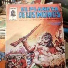 Cómics: EL PLANETA DE LOS MONOS VERTICE VOL. 2 Nº 21. Lote 266708833