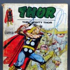Cómics: MARVEL COMICS THOR Nº 27 LA GUERRA TOTAL EDICIONES VÉRTICE TACO 1972. Lote 266753303