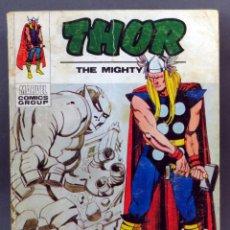 Cómics: MARVEL COMICS THOR Nº 30 LA INVASIÓN HOMBRE TÉRMICO EDICIONES VÉRTICE TACO 1973. Lote 266753693