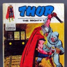 Cómics: MARVEL COMICS THOR Nº 31 LA CÓLERA DEL DESTRUCTOR EDICIONES VÉRTICE TACO 1973. Lote 266753888