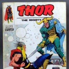 Cómics: MARVEL COMICS THOR Nº 33 LA CAÍDA DE ASGARD EDICIONES VÉRTICE TACO 1973. Lote 266754343