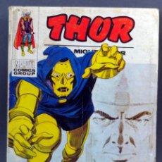 Cómics: MARVEL COMICS THOR Nº 36 UN DIOS DEBE CAER EDICIONES VÉRTICE TACO 1974. Lote 266754728