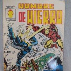 Cómics: EL HOMBRE DE HIERRO. N° 5. A TODO COLOR. MARVEL- VÉRTICE. COMIC EN BUEN ESTADO DE CONSERVACIÓN.. Lote 266775184