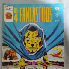 Comics : LOS 4 FANTÁSTICOS. VOL. 3.N° 22.MARVEL- VÉRTICE. 1979.COMIC EN EXCELENTE ESTADO DE CONSERVACIÓN.. Lote 266811669