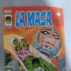 Cómics: LA MASA. V. 3.N.° 33. MARVEL-VERTICE. 1979.COMIC EN EXCELENTE ESTADO DE CONSERVACIÓN.. Lote 266812669