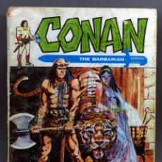 Cómics: MARVEL COMICS CONAN Nº 3 LAS ZARPAS DE LA TIGRESA EDICIONES VÉRTICE TACO 1973. Lote 266901629