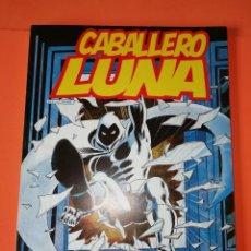 Cómics: CABALLERO LUNA. RETAPADO. Nº 1,2,3,4 Y 5 EDICIONES SURCO 1983.. Lote 267006214