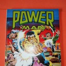 Cómics: POWER MAN . RETAPADO. Nº 1,2,3,4 Y 5 EDICIONES SURCO 1983.. Lote 267008254