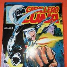 Cómics: CABALLERO LUNA. Nº 8. EDICIONES SURCO 1983.BUEN ESTADO. Lote 267010004