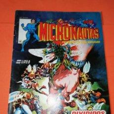 Cómics: MMICRONAUTAS. Nº 6. EDICIONES SURCO 1983.BUEN ESTADO. Lote 267012259