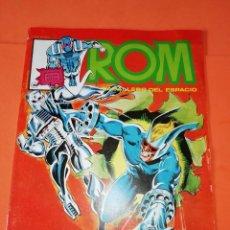 Cómics: ROM. Nº 8 . EDICIONES SURCO 1983. BUEN ESTADO. Lote 267015464