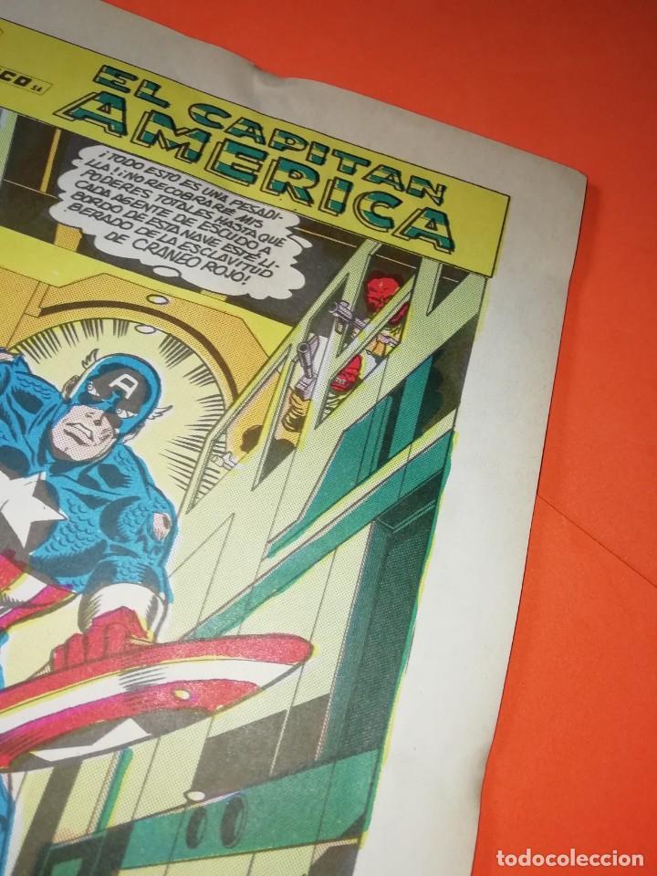 Cómics: CAPITAN AMERICA. Nº 8 . EDICIONES SURCO 1983. - Foto 4 - 267016459