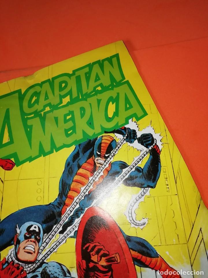Cómics: CAPITAN AMERICA. Nº 8 . EDICIONES SURCO 1983. - Foto 2 - 267016459