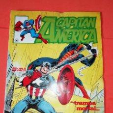 Cómics: CAPITAN AMERICA. Nº 8 . EDICIONES SURCO 1983.. Lote 267016459