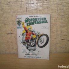 Cómics: EL MOTORISTA FANTASMA, LA DANZA DE LA MUERTE.MARVEL. Lote 267255564