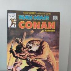 Cómics: COMICS CONAN EL BARBARO RELATOS SALVAJES VERTICE ESPECIAL SERIE VOL. 1 NUMERO 65. Lote 267405829