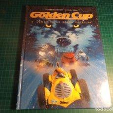 Cómics: GOLDEN CUP. Nº 3. LOBOS EN LA ETAPA ESPECIAL. GLENAT. Lote 267442844