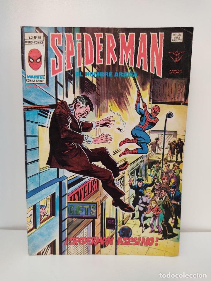 SPIDERMAN V3 Nº 50 (VERTICE) (Tebeos y Comics - Vértice - V.3)