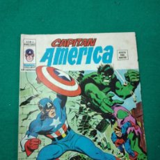Comics: CAPITAN AMERICA V.3. Nº 6. EDICIONES VERTICE.. Lote 267756729