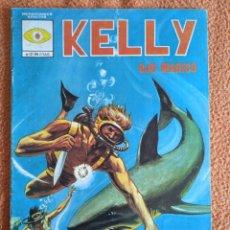 Cómics: KELLY OJO MAGICO (1981, VERTICE) 2 · 15-VI-1981 · FALSO TALISMAN. Lote 268074979