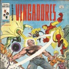 Cómics: LOS VENGADORES. MUNDI COMICS V2 VÉRTICE Nº 40 MAYO 1979. HONRA A TU PADRE. Lote 268180879