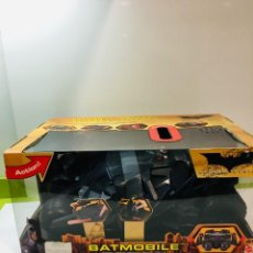 Cómics: BATMAN BEGINS, BATMOVIL, BATMOBILE, COCHE BATMAN, SUPER HEROES, MATTEL,. Lote 268252544