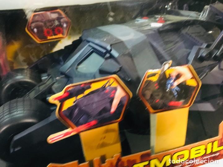 Cómics: Batman Begins, Batmovil, Batmobile, coche Batman, super heroes, Mattel, - Foto 9 - 268252544
