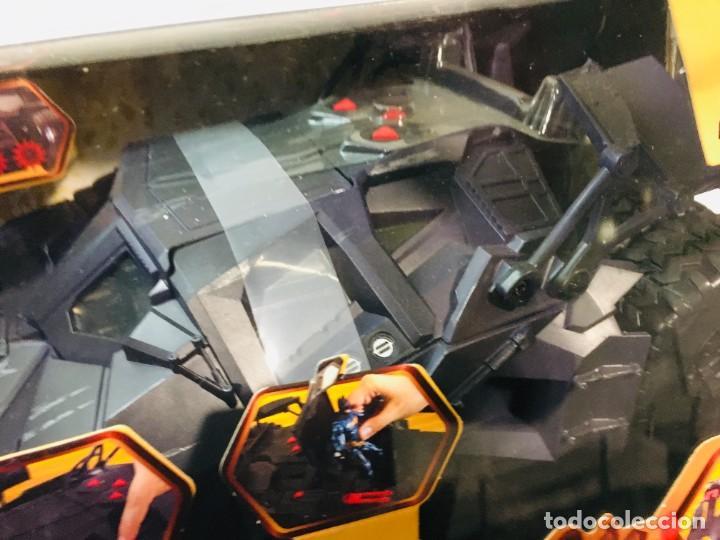 Cómics: Batman Begins, Batmovil, Batmobile, coche Batman, super heroes, Mattel, - Foto 11 - 268252544