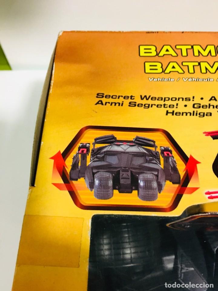 Cómics: Batman Begins, Batmovil, Batmobile, coche Batman, super heroes, Mattel, - Foto 20 - 268252544