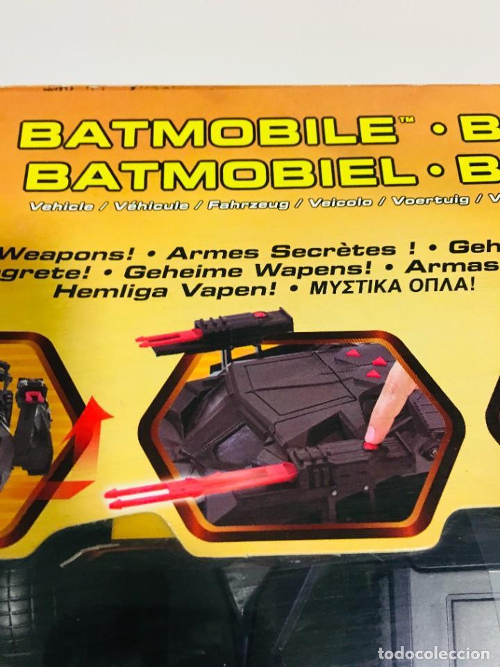 Cómics: Batman Begins, Batmovil, Batmobile, coche Batman, super heroes, Mattel, - Foto 22 - 268252544