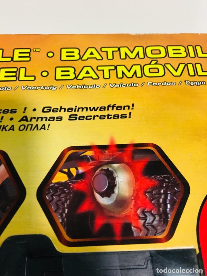 Cómics: Batman Begins, Batmovil, Batmobile, coche Batman, super heroes, Mattel, - Foto 24 - 268252544