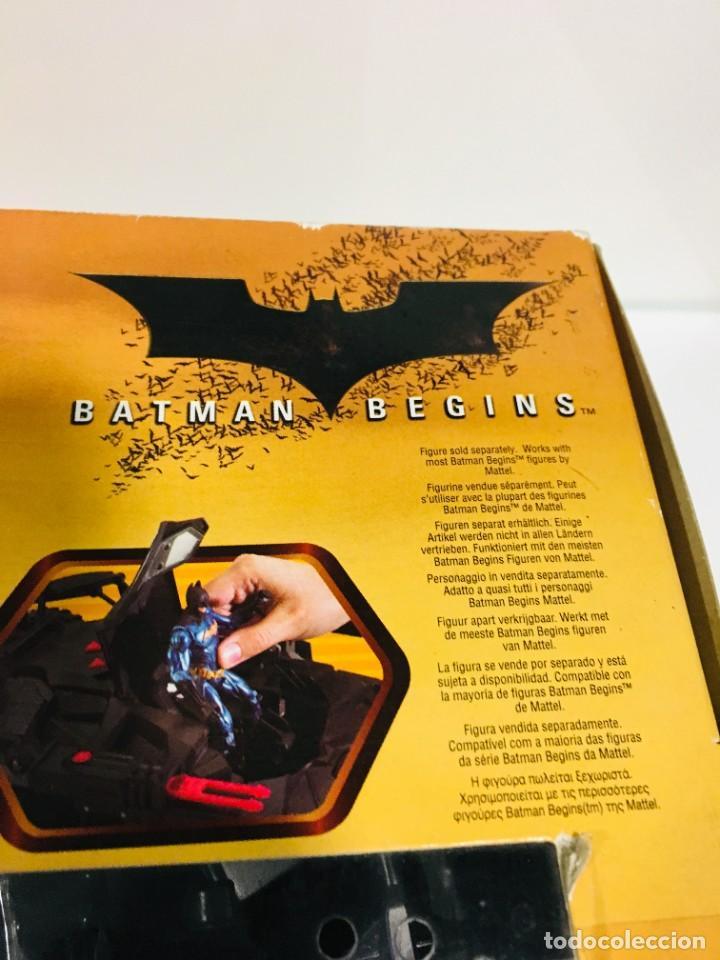Cómics: Batman Begins, Batmovil, Batmobile, coche Batman, super heroes, Mattel, - Foto 25 - 268252544