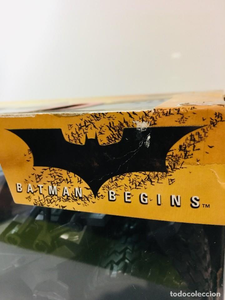 Cómics: Batman Begins, Batmovil, Batmobile, coche Batman, super heroes, Mattel, - Foto 35 - 268252544