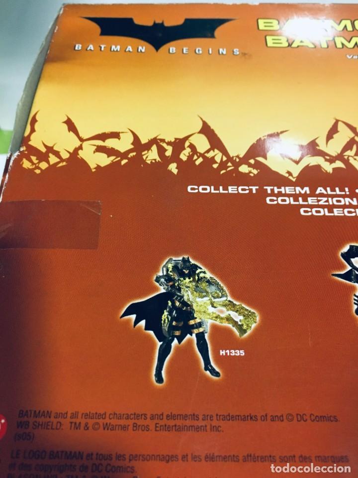 Cómics: Batman Begins, Batmovil, Batmobile, coche Batman, super heroes, Mattel, - Foto 41 - 268252544