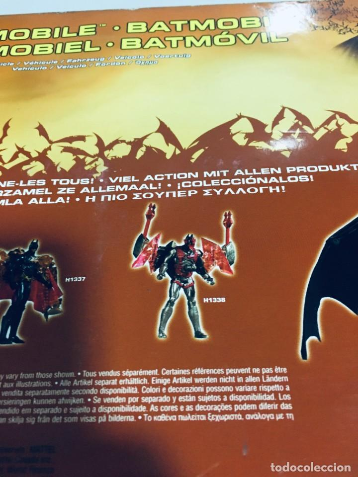 Cómics: Batman Begins, Batmovil, Batmobile, coche Batman, super heroes, Mattel, - Foto 48 - 268252544