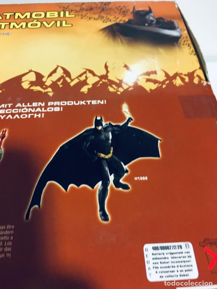 Cómics: Batman Begins, Batmovil, Batmobile, coche Batman, super heroes, Mattel, - Foto 49 - 268252544