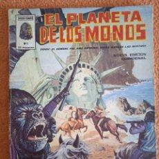Cómics: EL PLANETA DE LOS MONOS Nº 2- DONDE EL HOMBRE FUE AMO SUPREMO. Lote 268280659